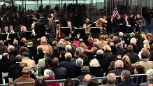 Edward M. Kennedy Institute Ceremony thumbnail Photo