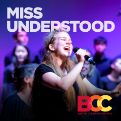 Lift Every Voice Concert Series: Miss Understood Event Thumbnail