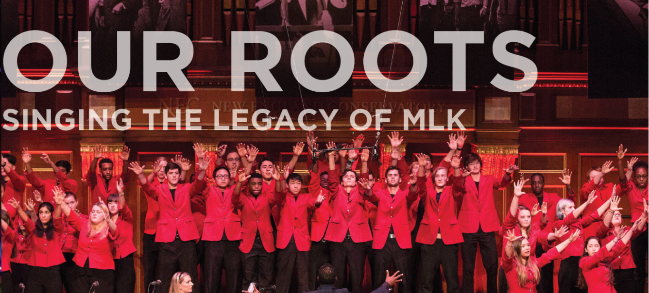Our Roots: Singing the Legacy of MLK (2012-2017) Banner Photo