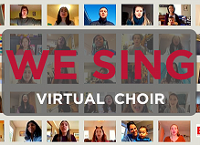 Virtual Choir thumbnail Photo